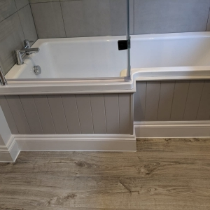 L-Shape Bath 1700x850