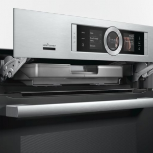 Bosch Oven With Steam Function